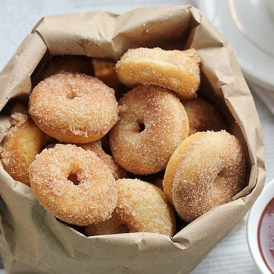 doughnuts baked doughnuts king arthur baked donut filled with jam ...