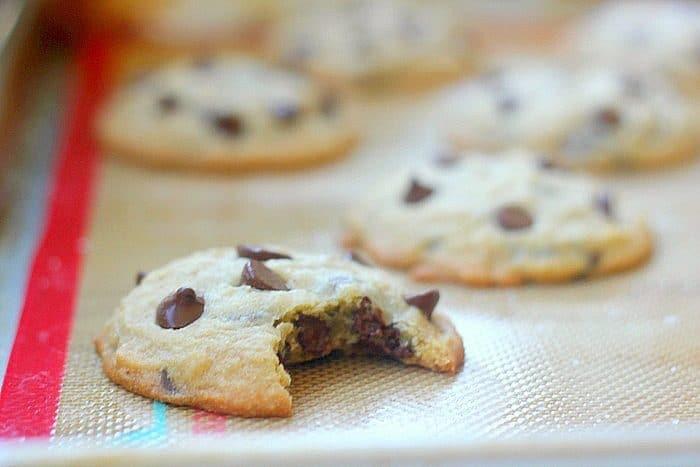 Easy Cake Cookies