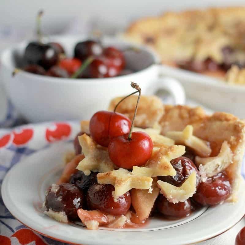 back to basics cherry pie recipes dishmaps back to basics cherry pie ...