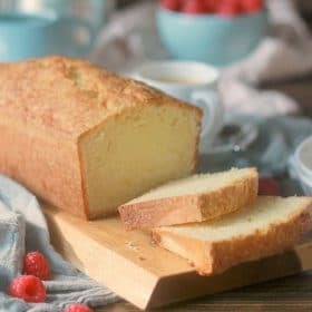 Pound Cake With Only Self Rising Flour