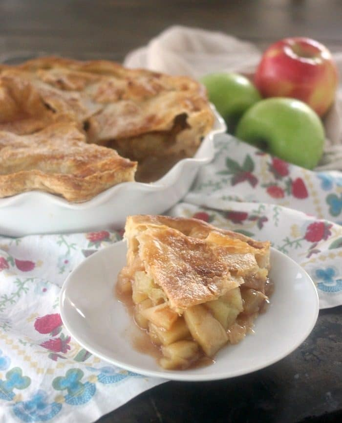 Mastering the best apple pie isn't just about the recipe, it also has a great deal to do with technique and a little to do with baking science! Learn all of the ins and outs of how to create the best apple pie from scratch!