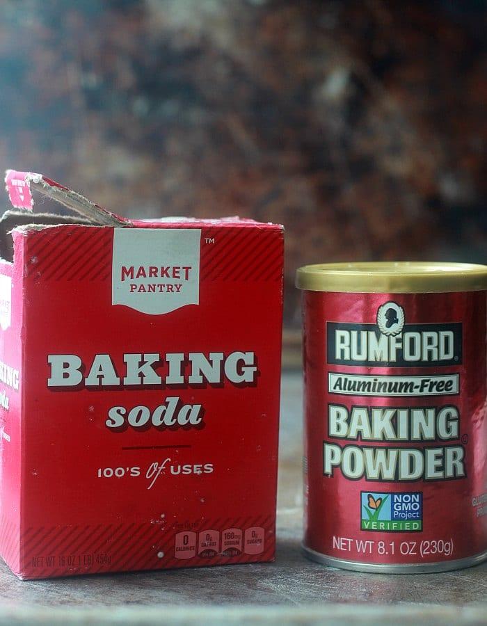 Baking Science Baking Soda And Baking Powder