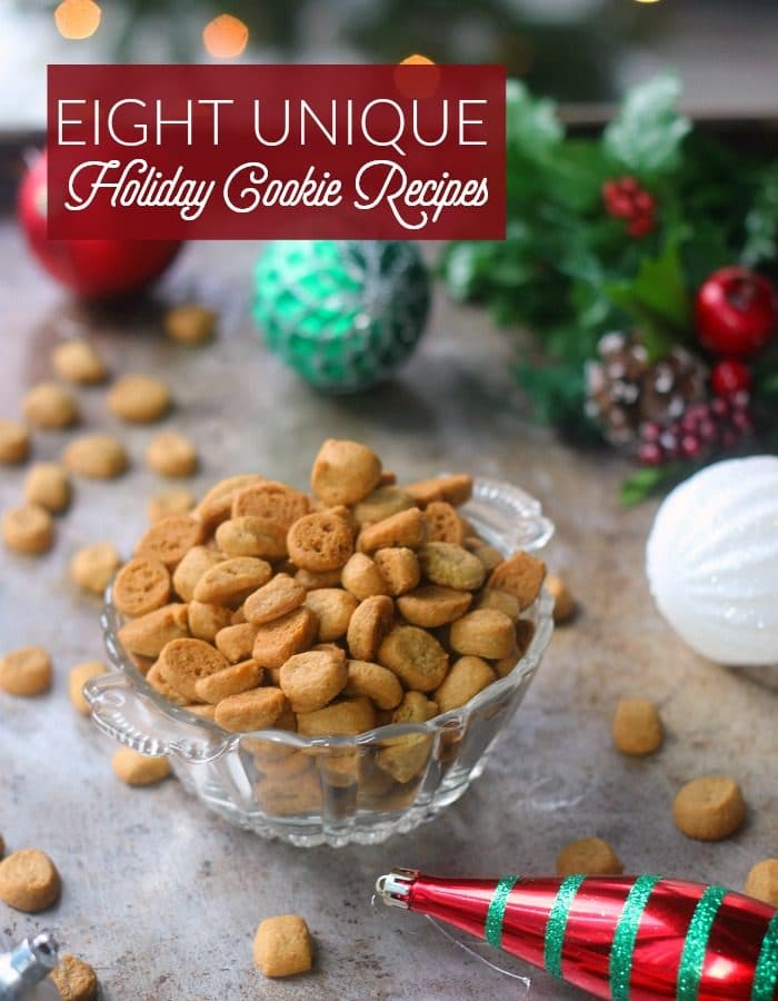 8 Unique Holiday Cookie Recipes Baker Bettie