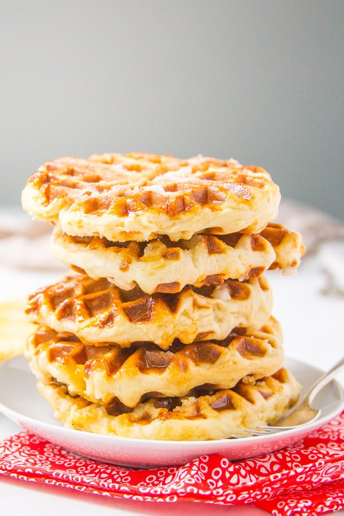 Belgian waffle recipe liege waffles baker bettie belgian liege waffle recipe overview forumfinder Images