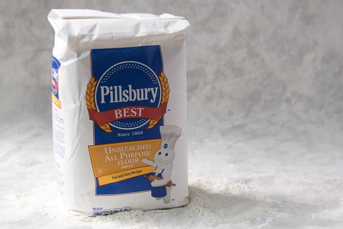 All purpose flour
