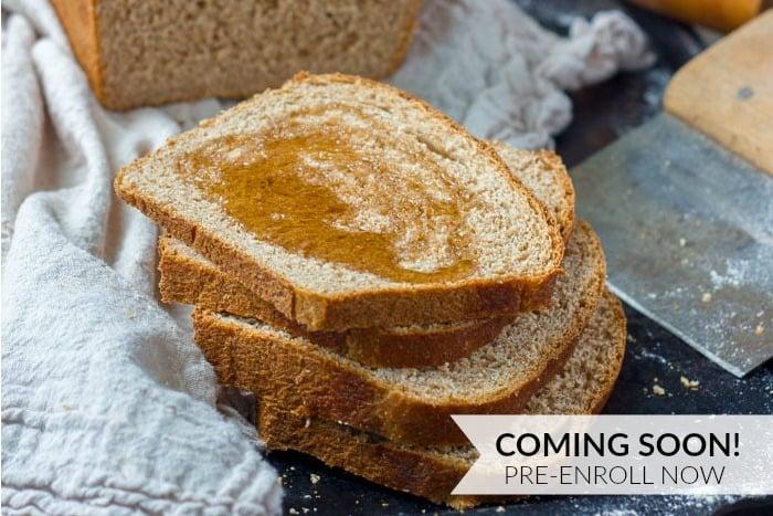 Bread Baking School: Yeast Bread Essentials